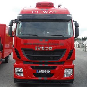 Express Driver e.K. 2-achs Zugmaschine 40 Tonnen