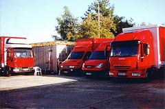 www.express-driver.de Express Transporte und Kurierdienst mit PKW, LKW und Hänger